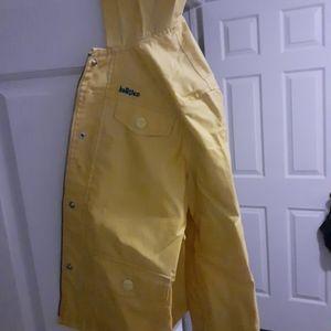 *Vintage* HOLLISTER rain coat